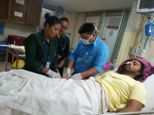 Rajveer needs support he needs liver transplant urgently please help
