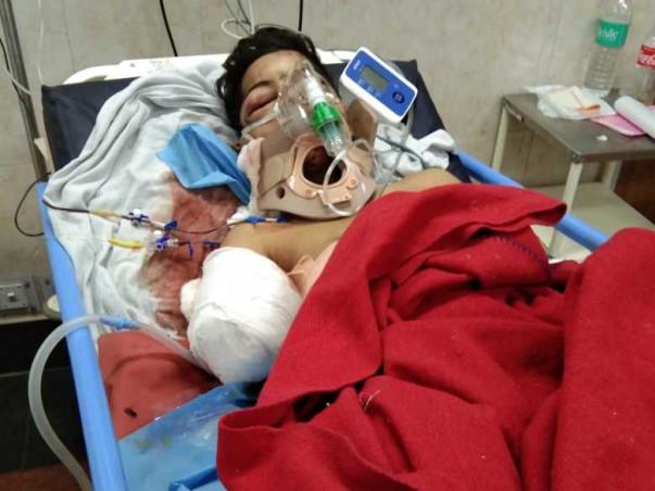 Help Devansh Gupta Recover from Severe Injuries