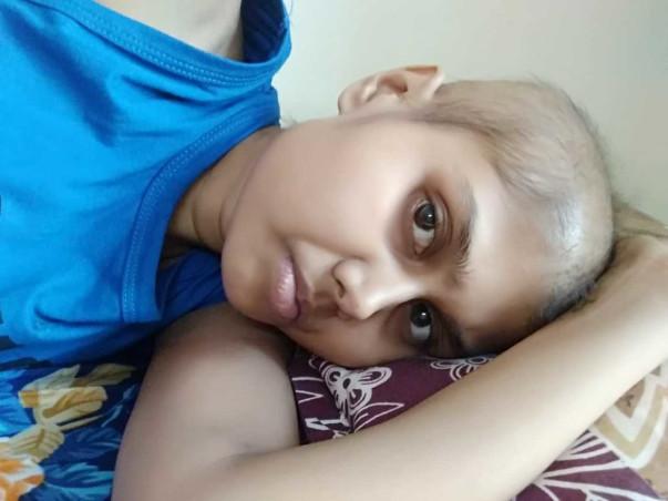 Help Swarnali Fight Ovarian Cancer