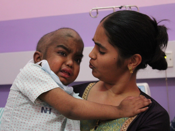 4-Year-Old Will Rare Dangerous Disease Needs Help To Live