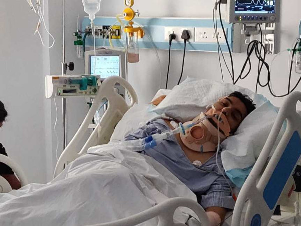 Help Samuel For Broken Spinal Cord