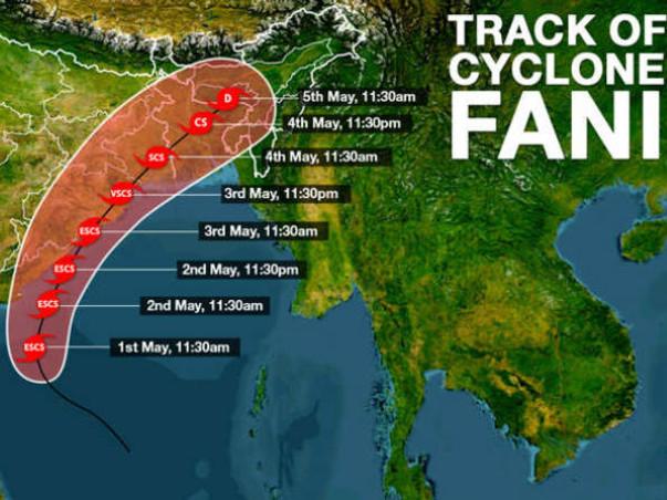 Cyclone Fani- Help Us Provide Relief
