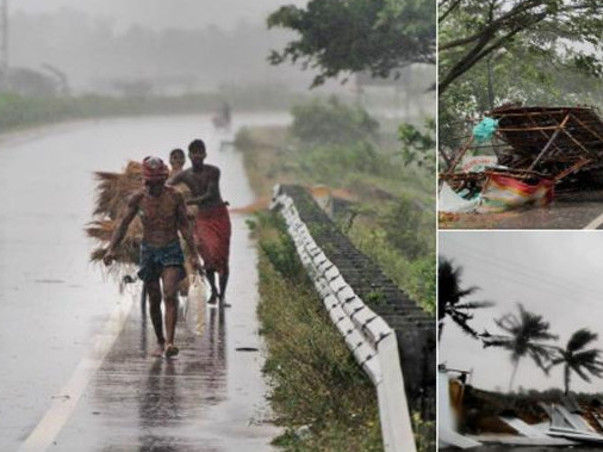Relief Fund For Cyclone Fani Victims
