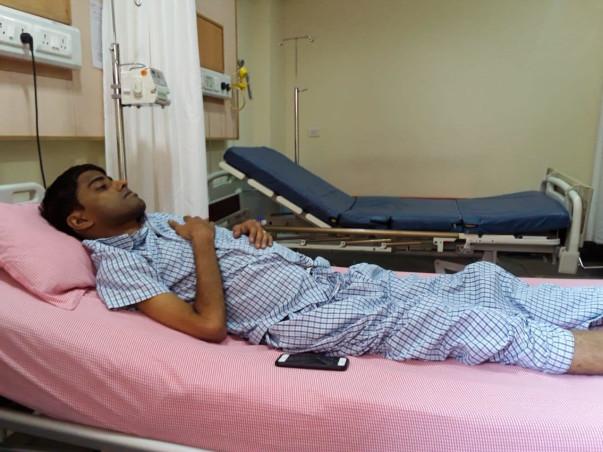 Help Bharath Undergo A Liver transplant