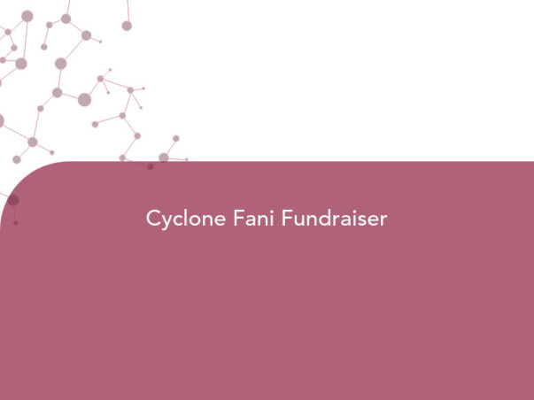 Cyclone Fani Fundraiser