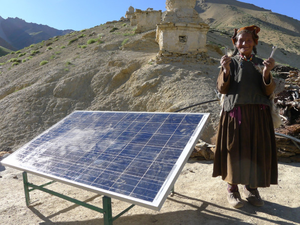Contribute to electrify a remote Himalayan village with clean energy