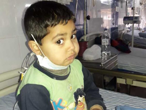 Help Baby Sadiya Recover From Acute Leukemia