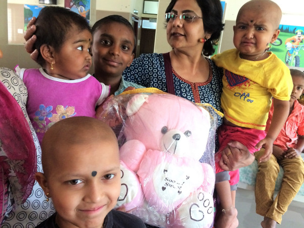 # Donate @Poor Cancer Patients Treatment + food