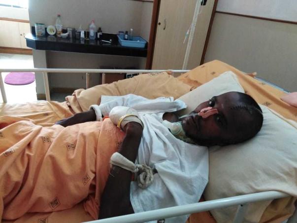 Help T Kumar suffering with Brain Fever