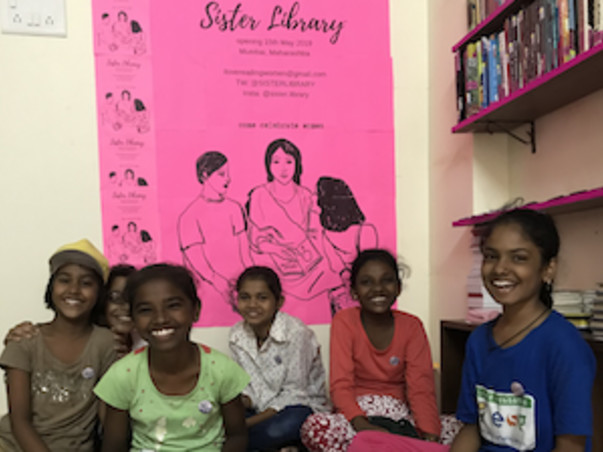 Support  Sister Library