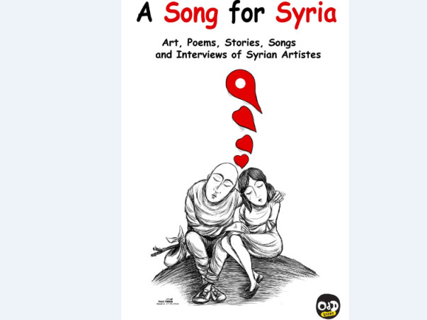 Donate towards 'A Song for Syria', an initiative by Odd Books