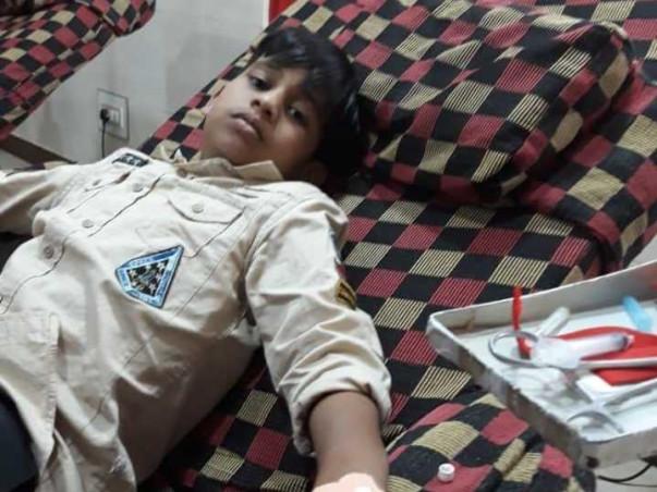 Help my Nephew Rehan  fight Thalassemia