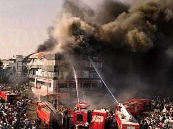 Help to families of Surat Fire Incident