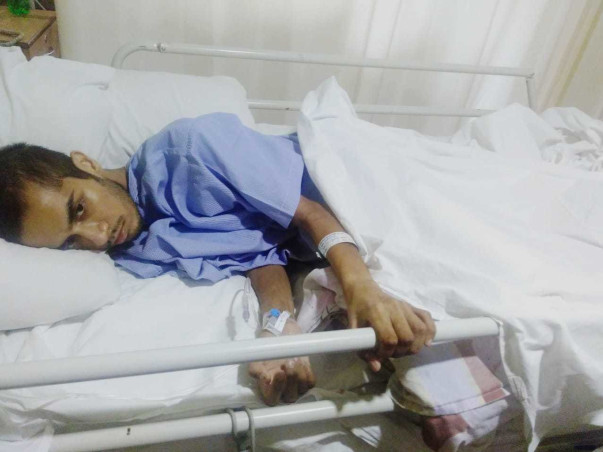 Bangalore Techie Who Fell From The 5th Floor Needs Your Help To Live