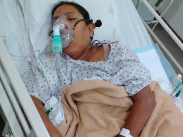 Help My Mother Undergo Oral Cancer Treatment