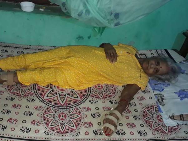 Help Satyabhama Who Is Paralyzed