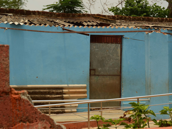 Help rebuild this School destroyed by Cyclone Fani