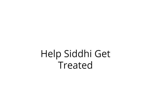 Help Siddhi Fight Acute Chronic Pancreatitis