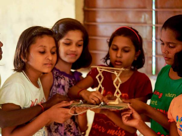 ENABLE CHILDREN TO BUILD FUTURE INDIA