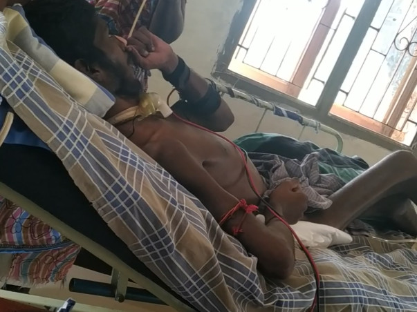 Help Parameshwaran Recover From An Accident