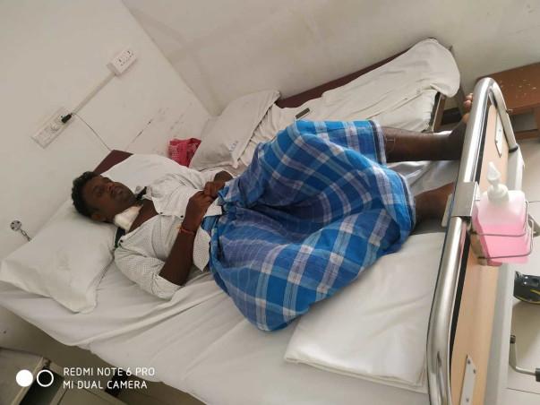 Help My Friend, Veera Who Is Suffering From Kidney Problem