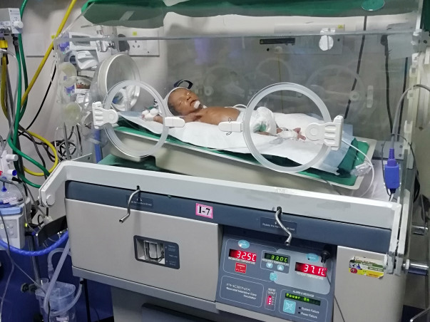 Help Baby Of Nandish To Recover