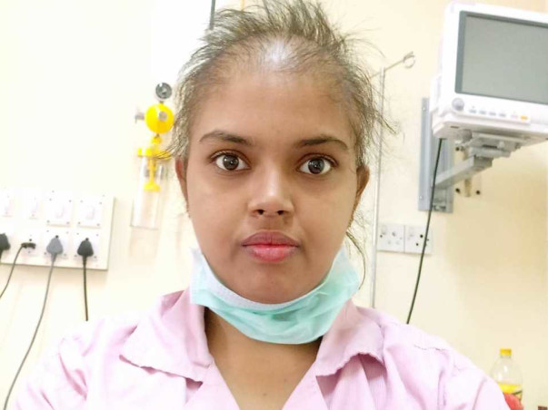 Support Reshma To Fight Blood Cancer