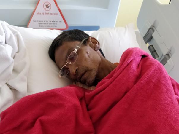 Help My Father Mr. Susheel Kumar To Survive
