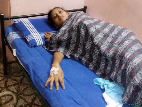 Please Help Rithika for Cancer treatment