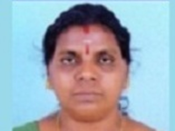 Help this mother ,Saraswathi to save her life