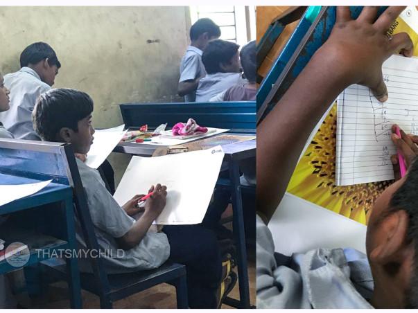 ScienceWorkshop For Govt Schools In Devakottai, AyyasamySchool,Chennai