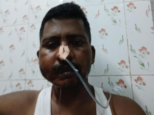 Help Anwar Fight Oral Cancer