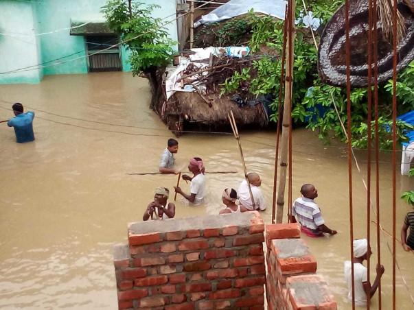 Help Us Provide Relief in Flood Affected Areas in Bihar