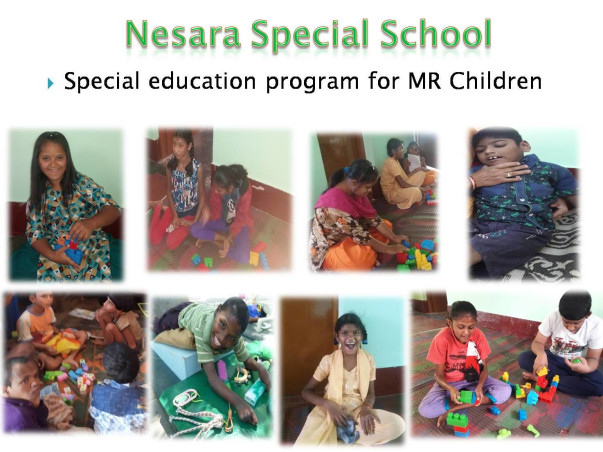 Join Hands & Give Hope to Special Children