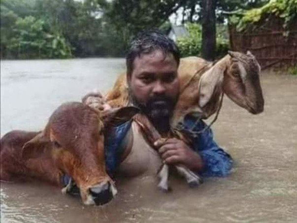 Appeal For Donation of Assam's Flood Victims.
