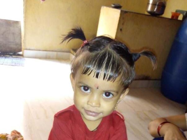 Help Baby Madhumati Fight Cancer
