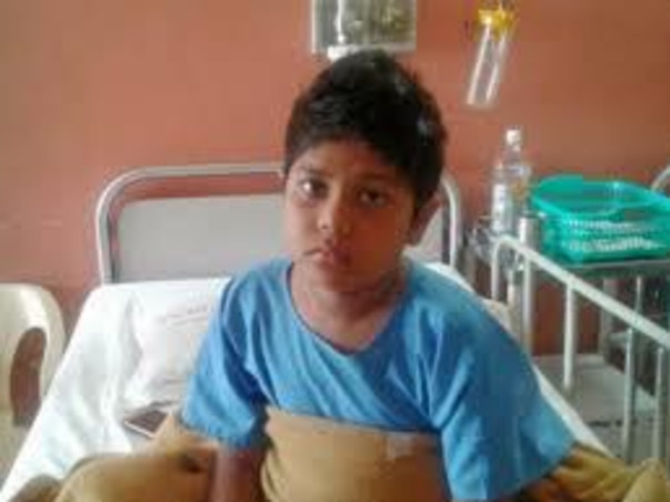 Help Rahul for a fight with Cancer