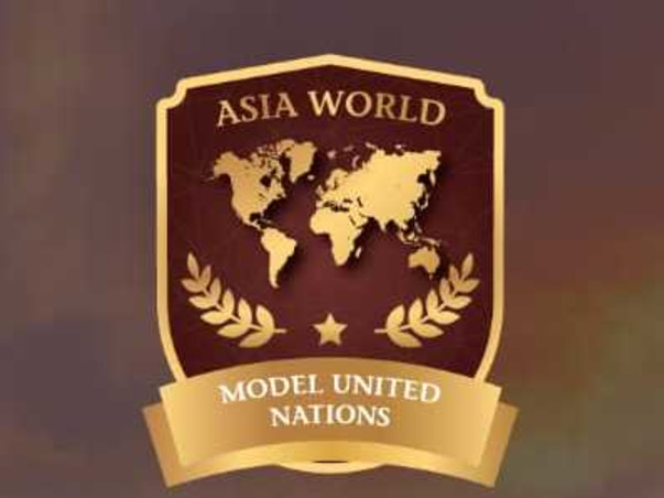 Help Me Representing India on an International level in AWMUN.
