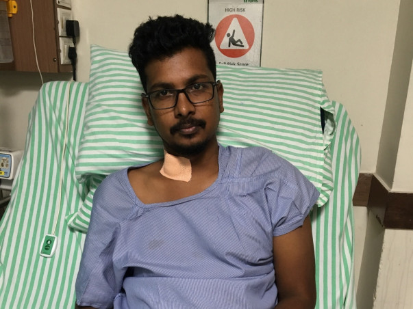 Help Rajesh for Heart Transplantation