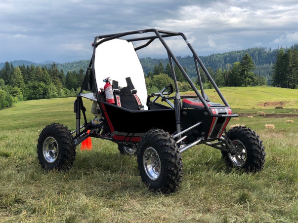 Help Team Egnitors to build their first ever electric Baja vehicle