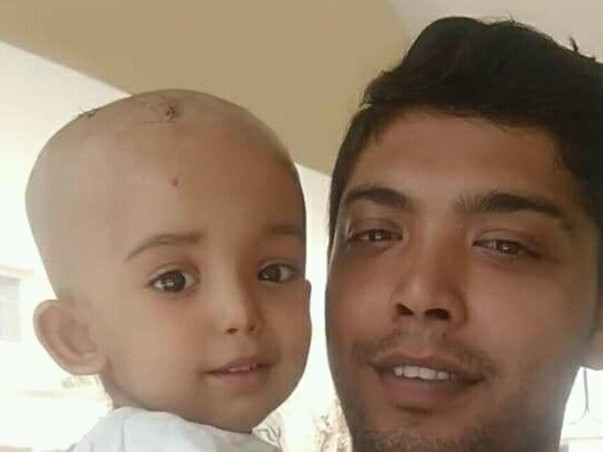 Help Little Ayshai From Brain Tumor
