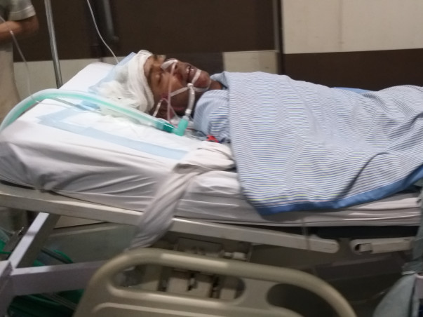 Help My Friend To Stay Alive. It's Urgent.