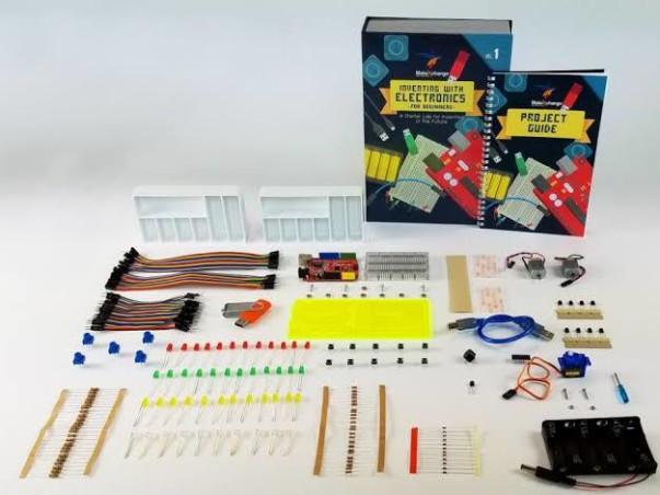 Help Yashwant In Learning Electronics