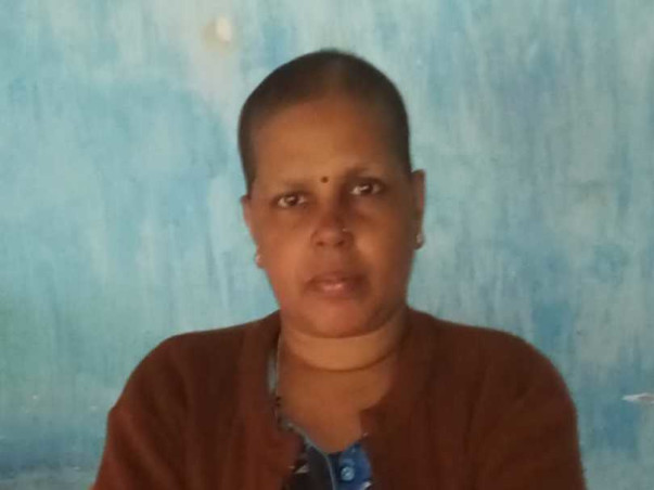 Help Mrs. Sandhya Fight Breast Cancer