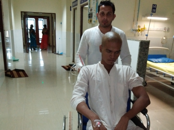 Support Piyabrata Samal Recover From Serious Neurological Problem