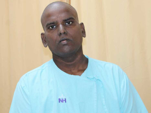 Help Ganesh Undergo Bone Marrow Transplant And Fight Cancer
