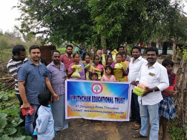 Mission: Touching lives through Education