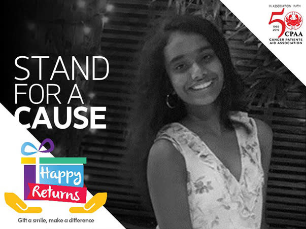 Help Kianaa Raise Funds For Patients Battling Breast Cancer