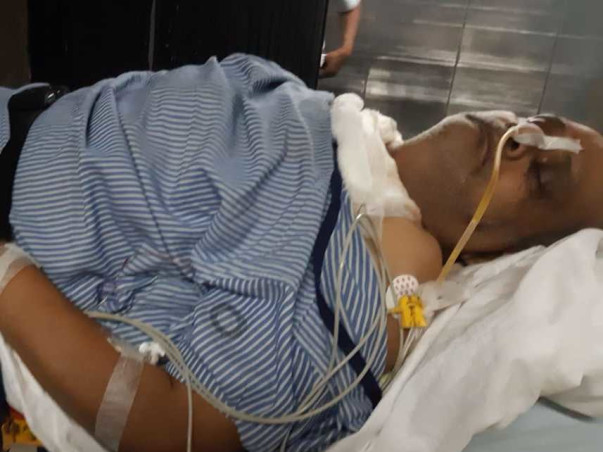 Help Seetharaman Undergo Bypass Surgery