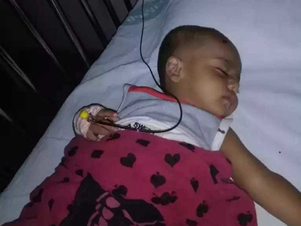 Help Baby Mohamed Rilwan Who Is Suffering From beta thalassemia major